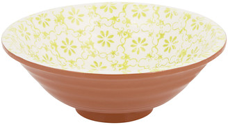 Essentials Sugarbush Terracotta Salad Bowl - Green