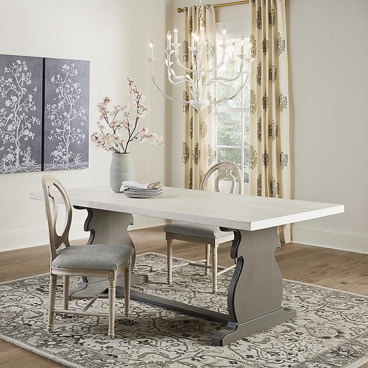 Ballard Designs Belle Dining Table Shopstyle