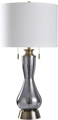 Stylecraft Hartselle Mercury Glass Finish Table Lamp