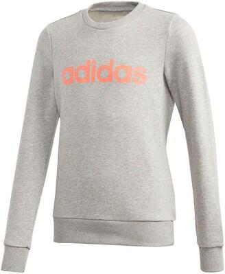 adidas Cotton Mix Sweatshirt, 5-15 Years
