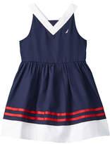 Nautica Poplin Dress
