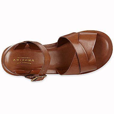 Arizona Sadie Platform Buckle Sandals
