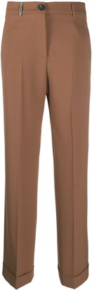 Peserico Straight-Leg Trousers