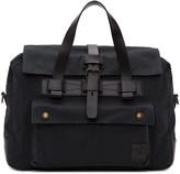Belstaff Black Colonial Briefcase