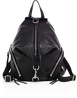 Rebecca Minkoff Women's Medium Julian Leather Backpack