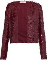 Emilio Pucci Sequined Silk Jacket