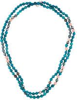 Chan Luu Bead Wrap Necklace