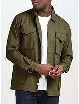 Edwin Corporal Field Jacket, Military Green