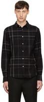Stephan Schneider Black Plaid Busy Shirt