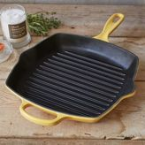 Le Creuset Cherry Square Grill Pan