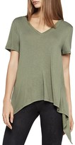 BCBGeneration High/Low Cross-Back Tee