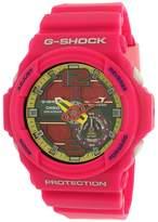 Casio Women's G-Shock GA310-4A Digital Resin Quartz Watch