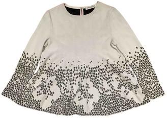 Christian Dior Beige Cotton Knitwear for Women