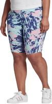 adidas Adicolor Tie Dye Bike Shorts