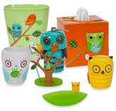 Bed Bath & Beyond Give A Hoot Resin Tissue Holder