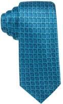"""Alfani Men's Aqua 2.75"""" Slim Tie, Created for Macy's"""