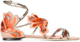 Jimmy Choo Lolita sandals - women - Leather - 36