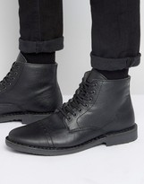 Jack & Jones Gobi Warm Leather Boots