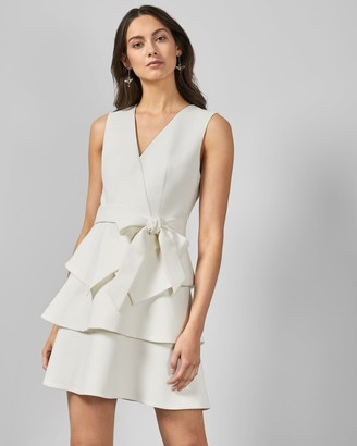 Ted Baker Tiered Sleeveless Dress