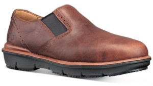 Timberland Men's Pro Boldon Alloy Toe Work Loafers Men's Shoes
