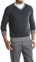 Jeremiah Nathan V-Neck Sweater (For Men)