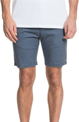 Quiksilver Flux Flat Front Chino Shorts