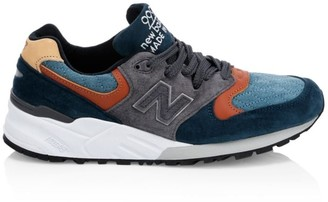 New Balance 999 Made in US Suede Sneakers