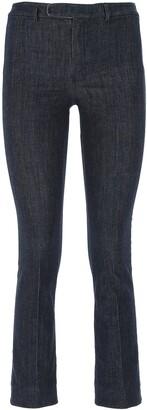 S Max Mara 'S Max Mara Slim Fit Denim Trousers