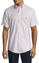 Brooks Brothers Niox Small Check Sportshirt
