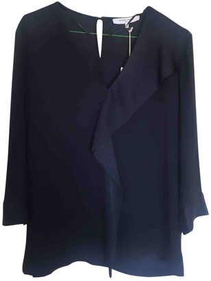 Gerard Darel Navy Top for Women
