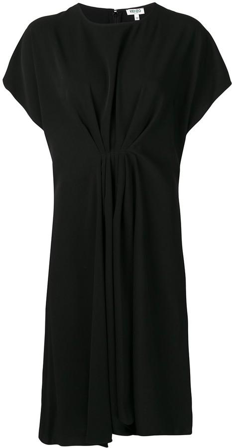 Kenzo Loose-Fit Midi Dress