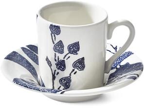 Ralph Lauren Garden Vine Teacup & Saucer