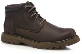Caterpillar Dark Brown 'doubleday' Chukka Boots