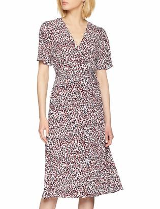 New Look Women's Lorna Animal Shape 6168505 Dress