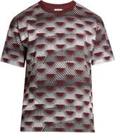 Kenzo Nagai Star-print T-shirt