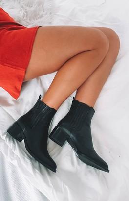Billini Eamon Boots Black Burnished