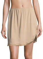 Jones New York Lace-Trimmed Half Slip