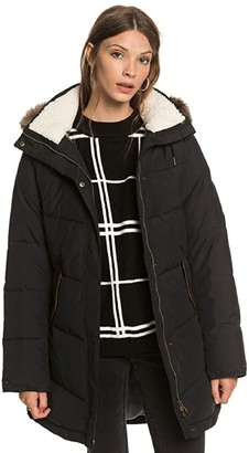 Roxy Ellie Jacket (Golden Rod) Women's Coat