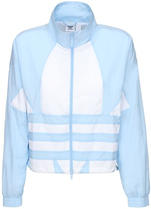 adidas Logo Tech Track Jacket