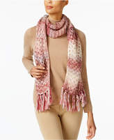 INC International Concepts I.n.c. Metallic Space-Dyed Scarf, Created for Macy's