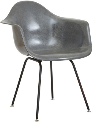 Rejuvenation Eames Zenith Armchair by Herman Miller in Grey