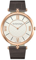 Van Cleef & Arpels Pierre Arpels Pink Gold Watch, 42mm
