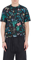 Paul Smith Men's Tropical Floral-Print T-Shirt