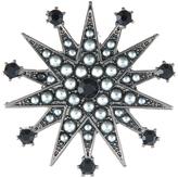 Accessorize Dark Star & Pearl Brooch