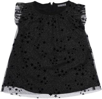 Tulle Dress & Interlock Bodysuit