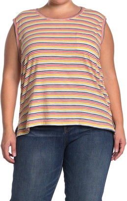 Madewell One Pocket Muscle Tank