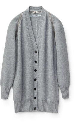 Collection Split Shoulder Cardigan