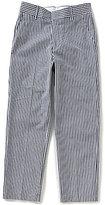 Class Club Big Boys 8-20 Gingham Flat-Front Dress Pants