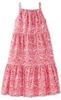Just One YouMade by Carter's® Toddler Girls' Pink Leaf Maxi Dress