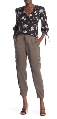 Laundry by Shelli Segal Solid Cargo Pants